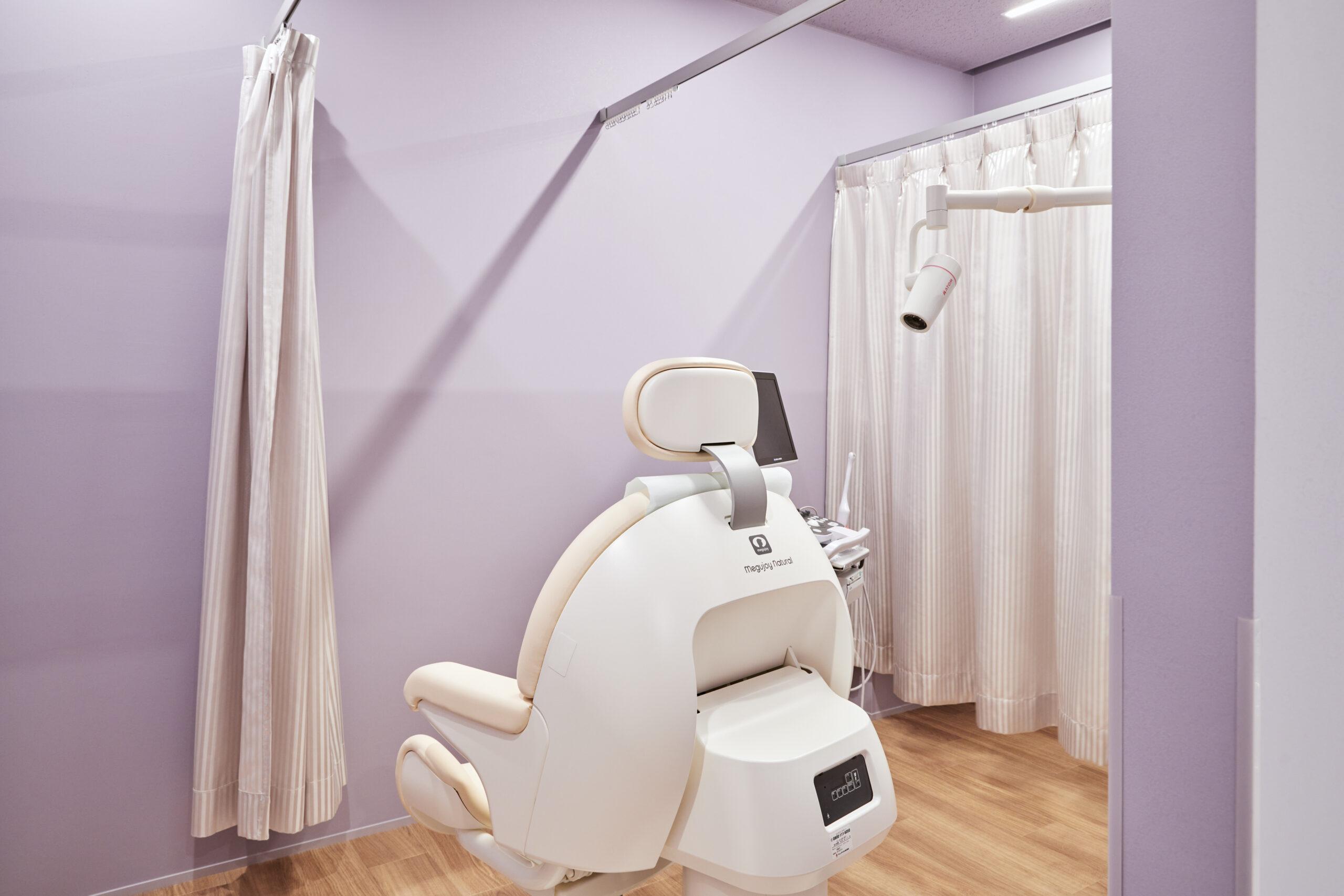 婦人科の検査の役割について(内診・子宮頸部細胞診・経腟超音波)